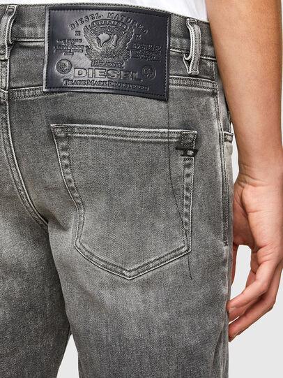 Diesel - D-Strukt 009MY, Light Grey - Jeans - Image 3