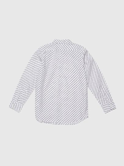 Diesel - CSPENNCOPY, White/Black - Shirts - Image 2