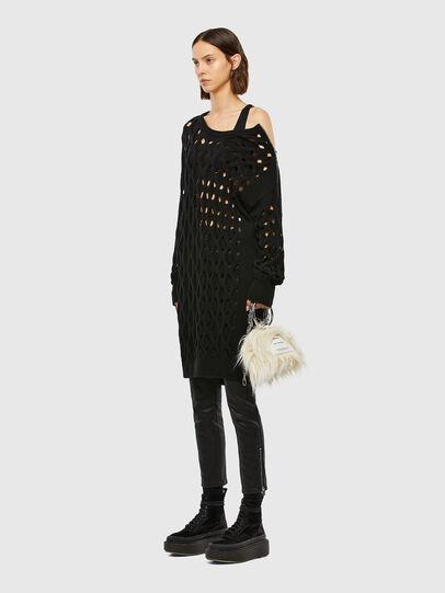 Diesel - M-RADHA, Black - Knitwear - Image 5