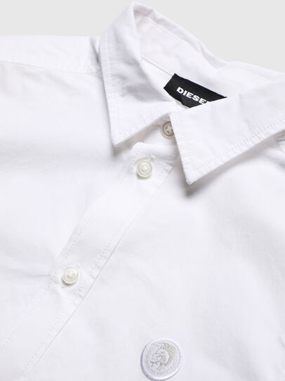 Diesel - CSBILL, White - Shirts - Image 4