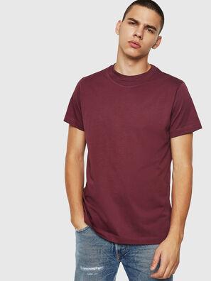 T-LAZAREV, Bordeaux - T-Shirts