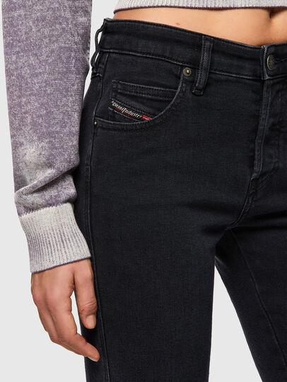 Diesel - Babhila 0870G, Black/Dark grey - Jeans - Image 3