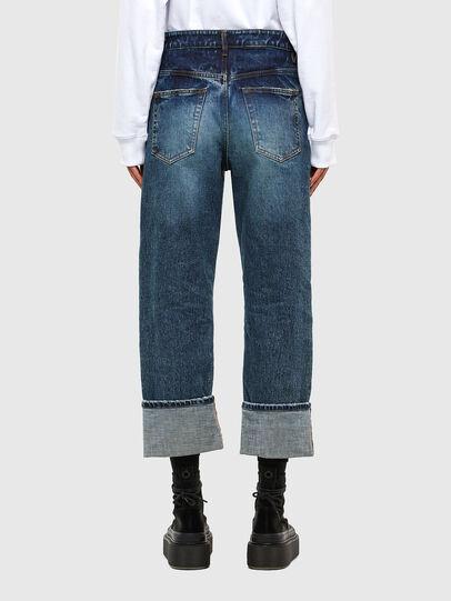 Diesel - D-Reggy 0079P, Dark Blue - Jeans - Image 2