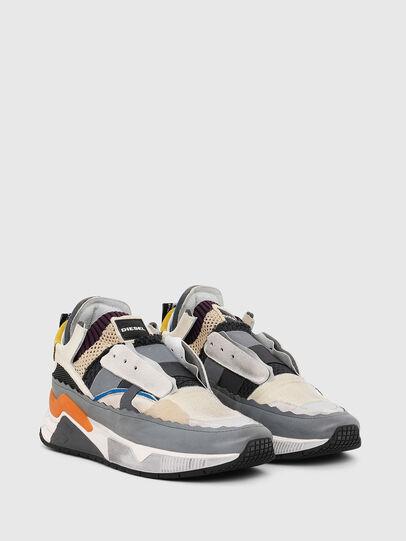 Diesel - S-BRENTHA DEC, Multicolor/White - Sneakers - Image 2