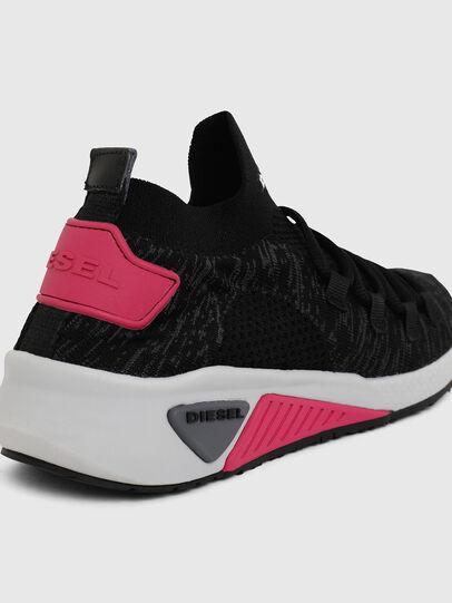 Diesel - S-KB ATHL LACE W, Black/Pink - Sneakers - Image 4