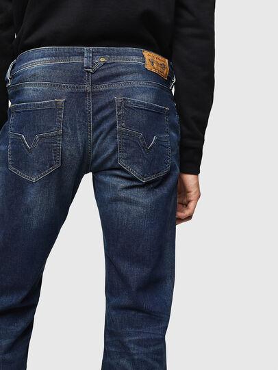 Diesel - Larkee 0853R, Dark Blue - Jeans - Image 4