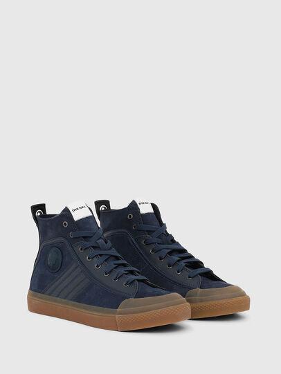 Diesel - S-ASTICO MC LOGO, Blue - Sneakers - Image 2