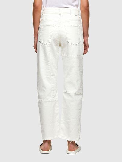 Diesel - D-Reggy 009UL, White - Jeans - Image 2