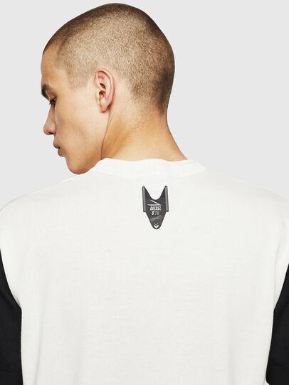 Diesel - K-MARITA, Black/White - Knitwear - Image 3