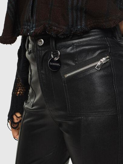 Diesel - L-NIKIA-A, Black - Pants - Image 3