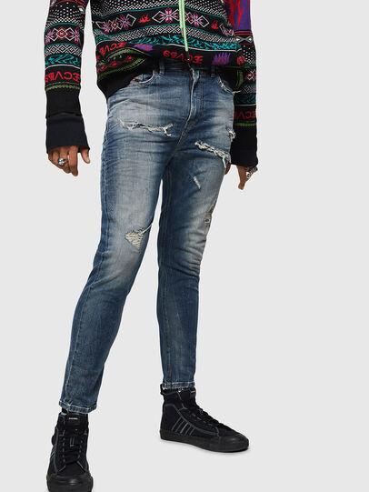 Diesel - D-Vider JoggJeans 0890A, Light Blue - Jeans - Image 1