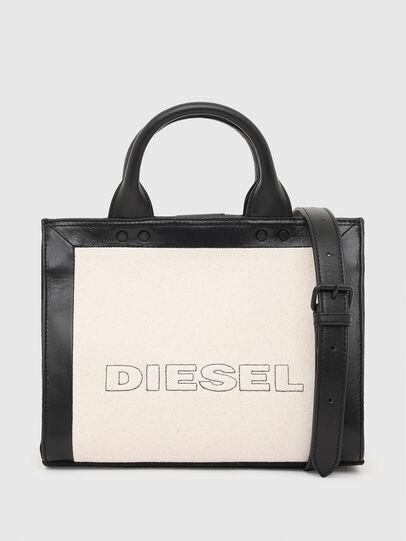 Diesel - SANBONNY SPF, Black/White - Satchels and Handbags - Image 5