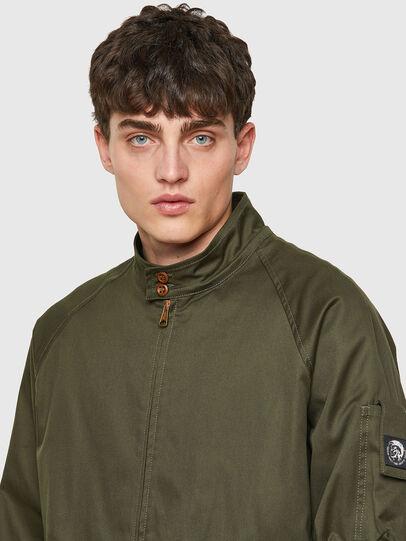 Diesel - J-HARRY, Dark Green - Jackets - Image 3