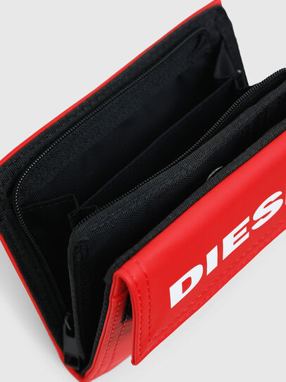 Diesel - YOSHI, Fire Red - Small Wallets - Image 4