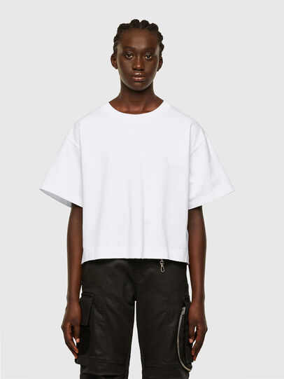 Diesel - T-BOWLESS, White - Tops - Image 1