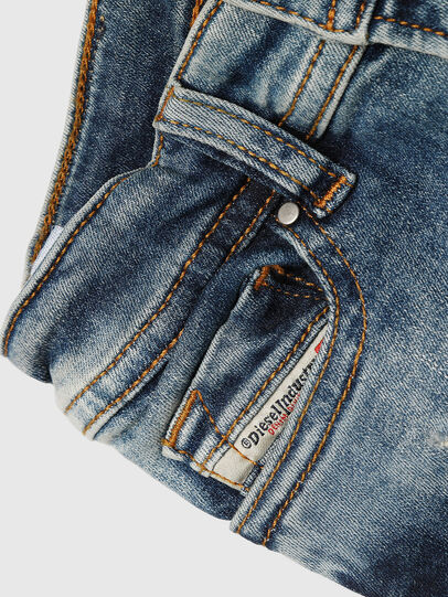 Diesel - SLEENKER-B-N, Medium blue - Jeans - Image 3