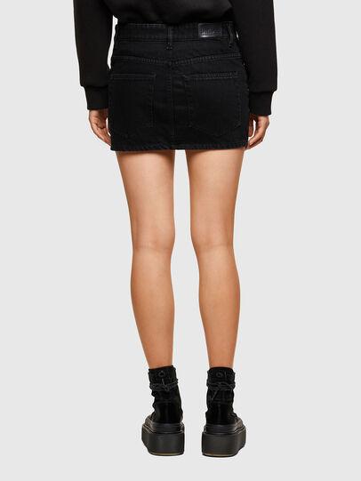 Diesel - DE-EISY, Black - Skirts - Image 2