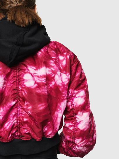 Diesel - G-IKAS, Pink - Jackets - Image 3