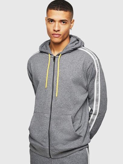 Diesel - UMLT-BRANDON-Z, Grey - Sweaters - Image 1