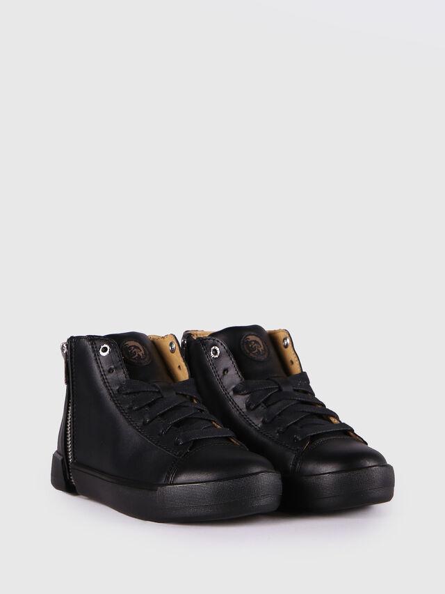 Diesel - SN MID 24 NETISH YO, Black - Footwear - Image 2