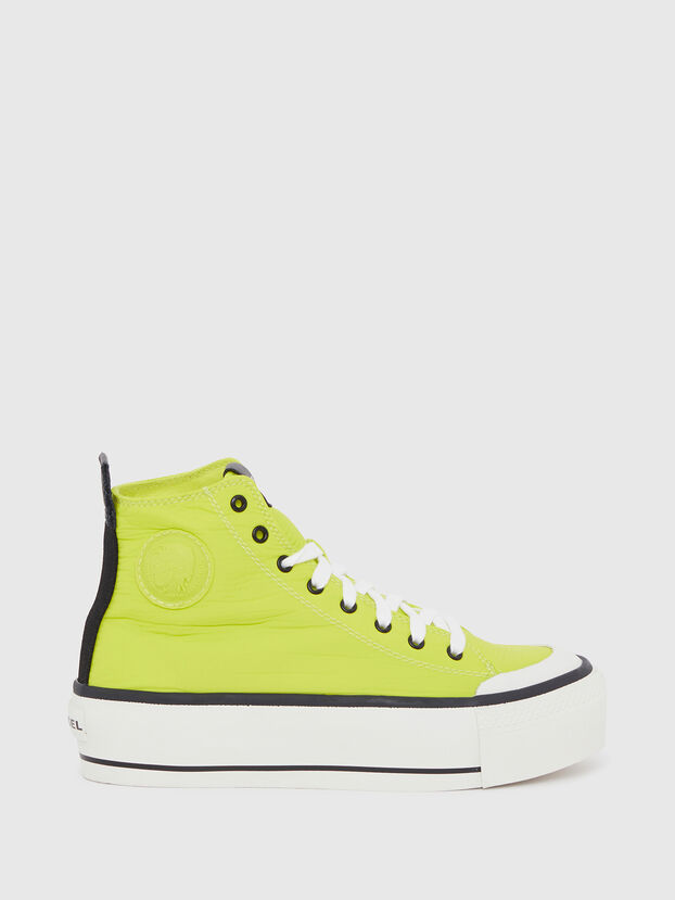 S-ASTICO MC WEDGE, Yellow - Sneakers