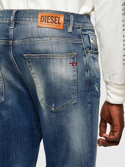 Diesel - D-Fining 009RS, Dark Blue - Jeans - Image 4