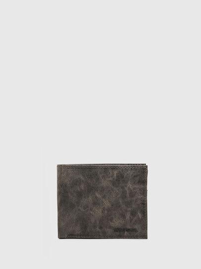 Diesel - HIRESH S, Green/Grey - Small Wallets - Image 1