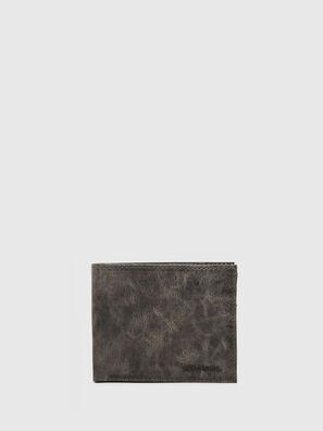 HIRESH S, Green/Grey - Small Wallets