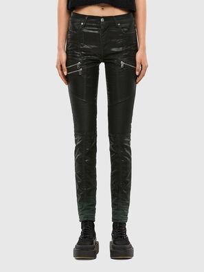 D-Ollies JoggJeans® 069QQ, Black/Dark grey - Jeans