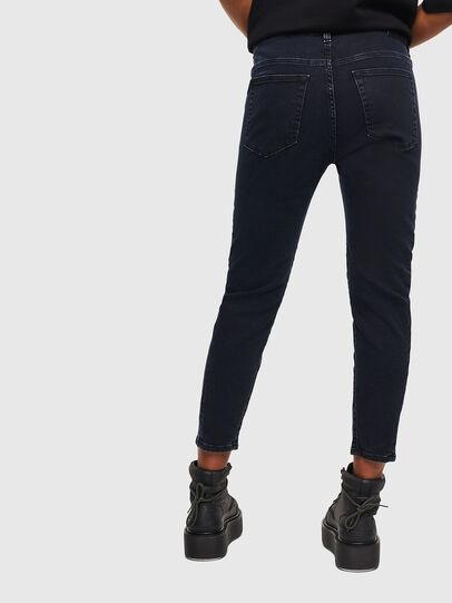 Diesel - Fayza 069GL, Dark Blue - Jeans - Image 2
