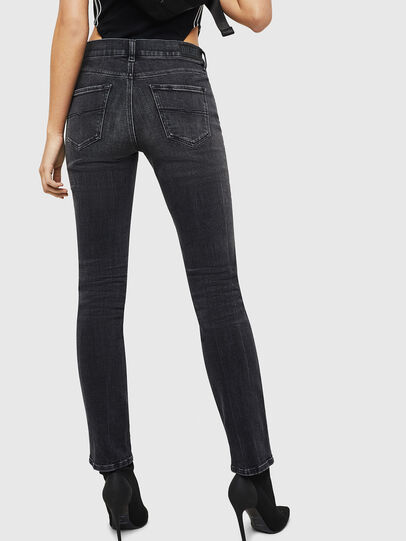 Diesel - Sandy 081AH, Black/Dark grey - Jeans - Image 2