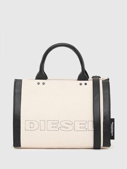 Diesel - SANBONNY MPF, Black/White - Satchels and Handbags - Image 5