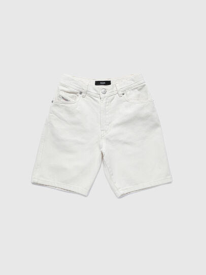 Diesel - PWILLOH, White - Shorts - Image 1