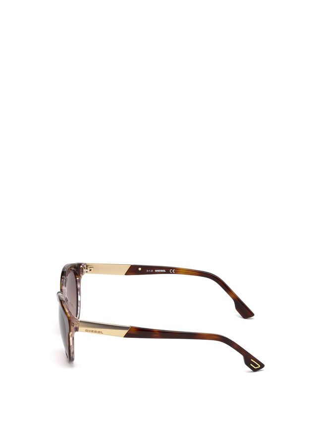 Diesel - DM0186, Brown - Sunglasses - Image 2