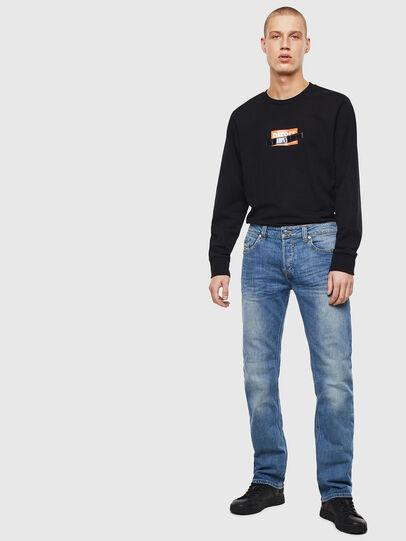 Diesel - Safado CN035, Medium blue - Jeans - Image 5