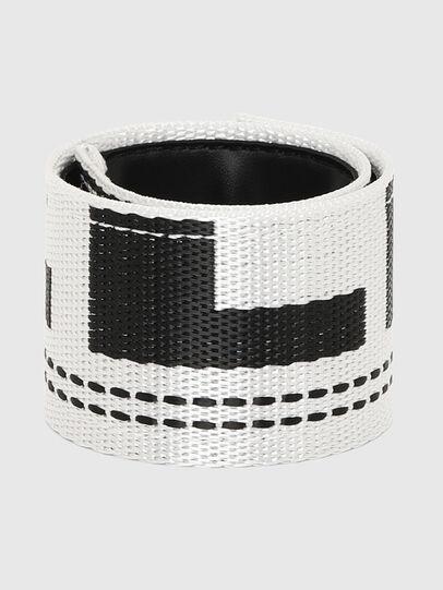 Diesel - A-MASER, White/Black - Bijoux and Gadgets - Image 1