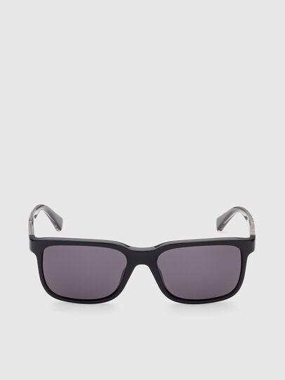 Diesel - DL0341, Black - Sunglasses - Image 1