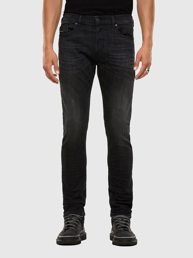 D-Luster 009EN, Black/Dark grey - Jeans
