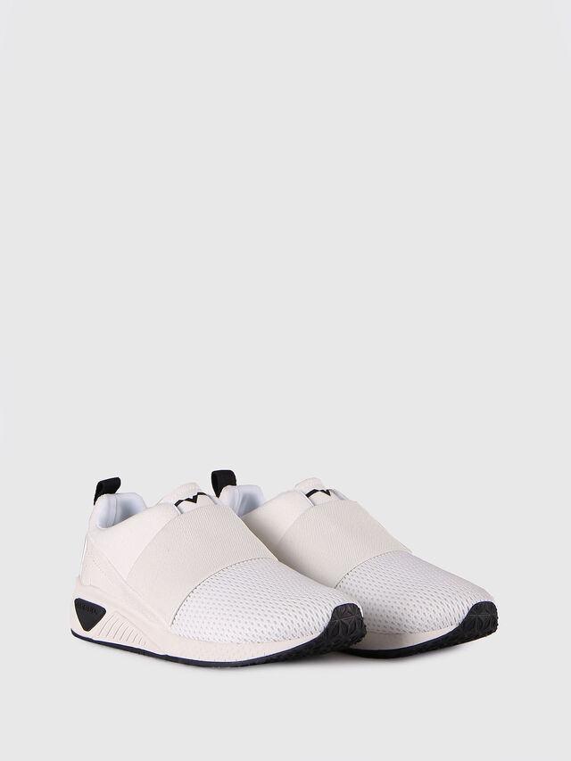 Diesel - S-KB ELASTIC, White - Sneakers - Image 2