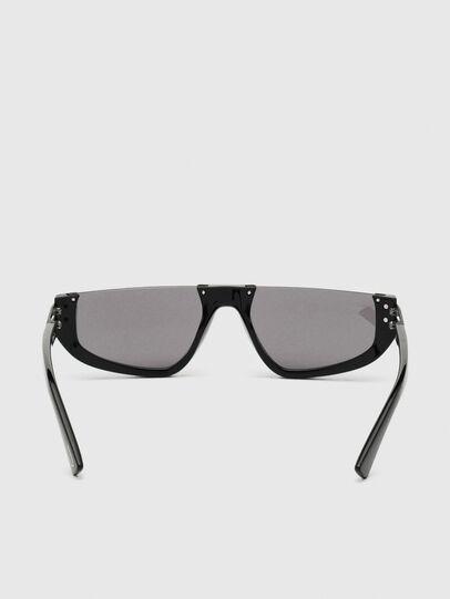 Diesel - DL0315, Black - Sunglasses - Image 4