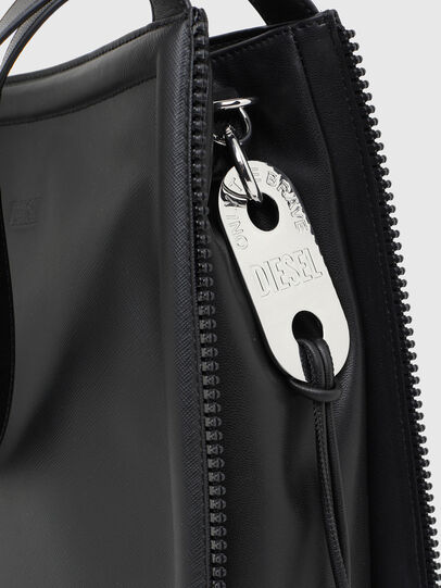 Diesel - ORNY, Black - Shopping and Shoulder Bags - Image 5
