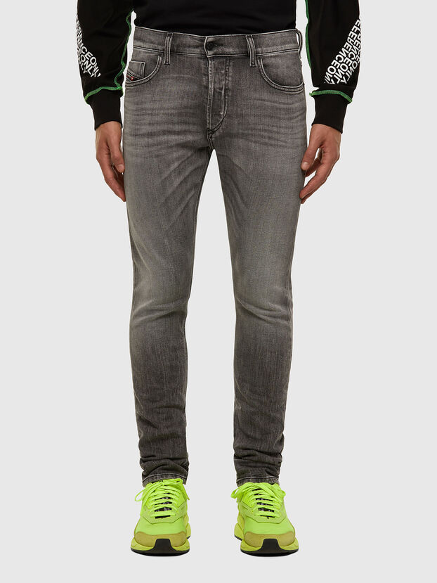 Tepphar 009FP, Light Grey - Jeans