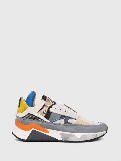 Diesel - S-BRENTHA DEC, Multicolor/White - Sneakers - Image 1