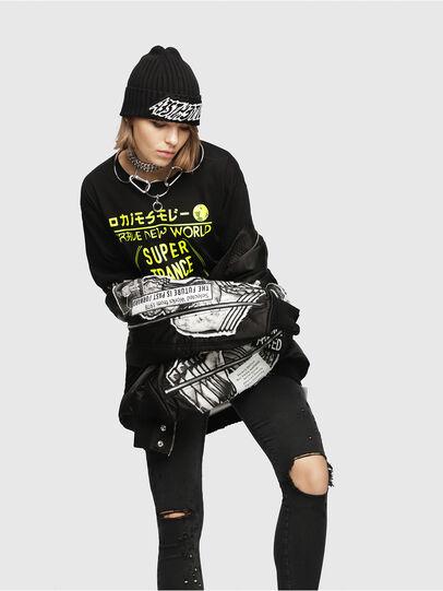 Diesel - T-JACKY-H,  - T-Shirts - Image 4