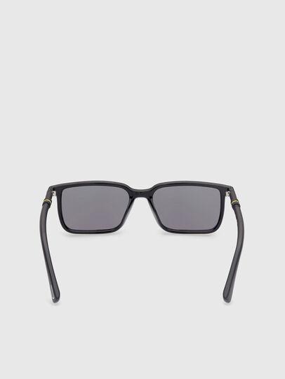 Diesel - DL0331, Black - Kid Eyewear - Image 4
