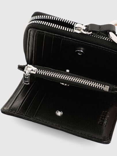 Diesel - OFRIDE, Black - Small Wallets - Image 6