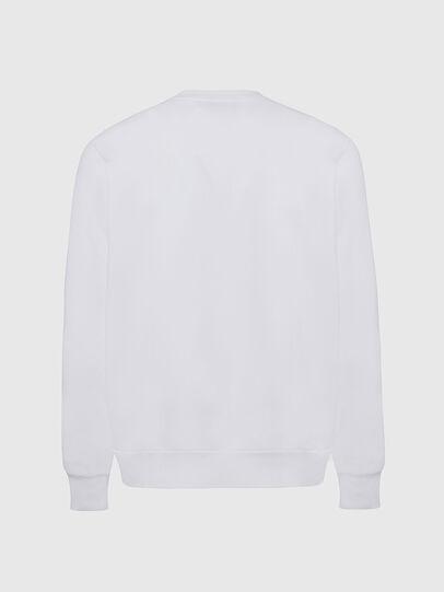 Diesel - S-GIRK-CUTY, White - Sweaters - Image 2