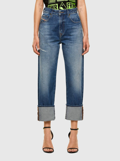 Diesel - D-Reggy 0097B, Medium blue - Jeans - Image 1