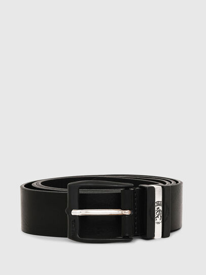 Diesel - B-HIDDEN, Black - Belts - Image 1