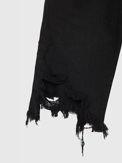 Diesel - D-KRASY, Black - Shorts - Image 5